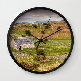St Celynnin Church Wales Wall Clock