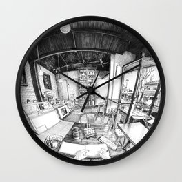 Spinelli's Bakery and Cafe, Denver Wall Clock