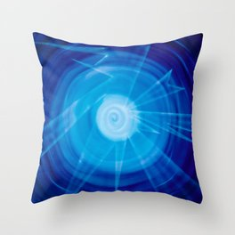 Abstract Perfection 2 Throw Pillow