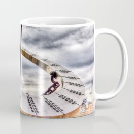 Sundial London Coffee Mug