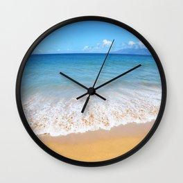 Kaanapali Wall Clock