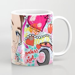 Helena Tries To Be Brave Coffee Mug