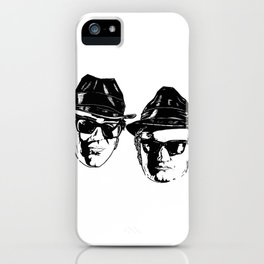 The Blues Brothers - Can You See The Light? iPhone Case