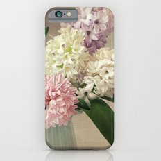Hyacinths iPhone 6s Slim Case