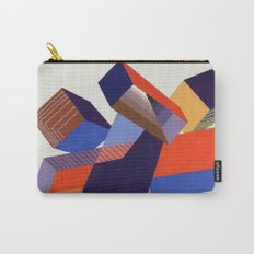 Geometric Painting by A. Mack Carry-All Pouch