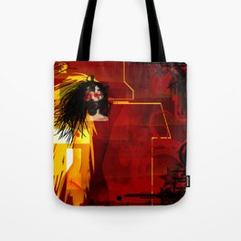 Toxic Love Candy Tote Bag