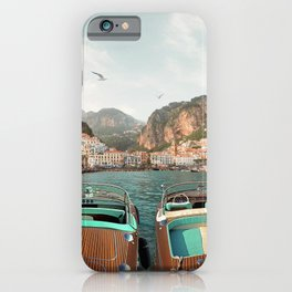 Amalfi Coast iPhone Case