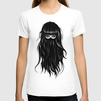 france T-shirts featuring It Girl by Ruben Ireland