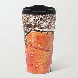 Roland Garros Tennis Travel Mug