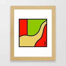Peru Framed Art Print
