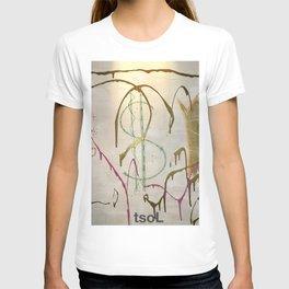600 million ways to live tsoL T-shirt