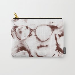The Visionary Sepia Carry-All Pouch