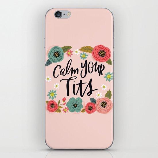 Pretty Swe*ry: Calm Your Tits by cynthiaf