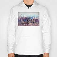 rome Hoodies featuring Rome by jbjart
