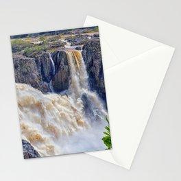 Powerful Barron Falls Stationery Cards