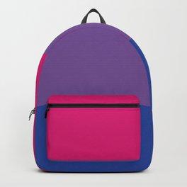 Bisexual Pride Backpack