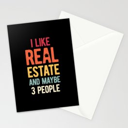 Real Estate Funny Stationery Cards