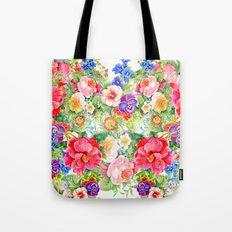 Magic Roses XI Tote Bag
