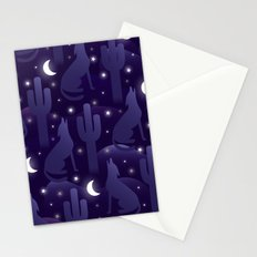 Howl in the Night Stationery Cards