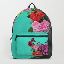 Alien Bouquet  Backpack
