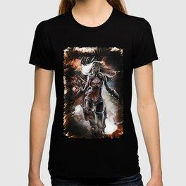 League of Legends NIGHTBLADE IRELIA T-shirt