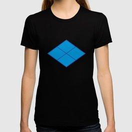 Four quadrangles #4 T-shirt