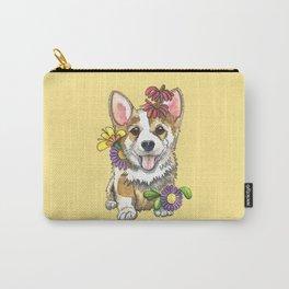 Corgi Cutie Carry-All Pouch