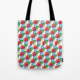 Inside Out - All Over Print Tote Bag