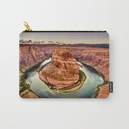 Horseshoe Bend Grand Canyon Arizona Carry-All Pouch