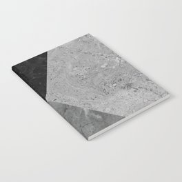 Marble and Granite Abstract Notebook