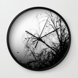 Into The Darkness 2 Wall Clock