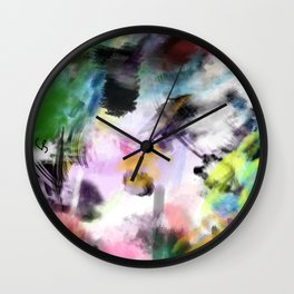 Untitled Recovered Wall Clock