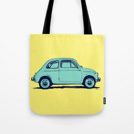 FIAT 500 new Tote Bag