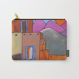 Adobe Sunrise Carry-All Pouch