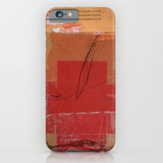 CROSS OUT #4 iPhone 6s Slim Case