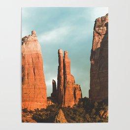 Desert Vortex Poster
