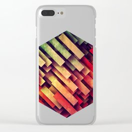 wype dwwn thys Clear iPhone Case