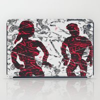 lost in translation iPad Cases featuring Lost in Translation by andréart