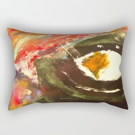 Bomb Suit Visions Rectangular Pillow