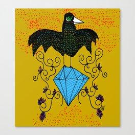 From The Mystics Canvas Print