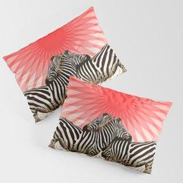 Zebras Pillow Sham