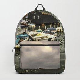 Bosham Harbour Backpack