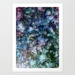 deep tones Art Print