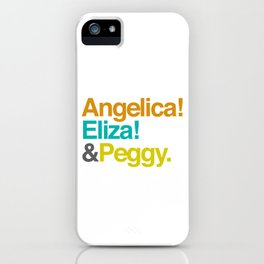 And Peggy iPhone Case