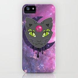 Hex Cat iPhone Case
