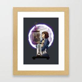 Bioshock Infinite: Freedom  Framed Art Print