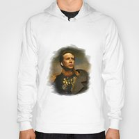 cage Hoodies featuring Nicolas Cage - replaceface by replaceface