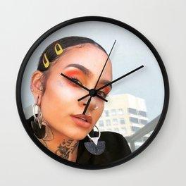 Kehlani 28 Wall Clock