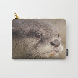 Otterly gorgeous!! Carry-All Pouch