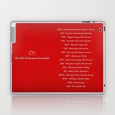 Essentials Laptop & iPad Skin